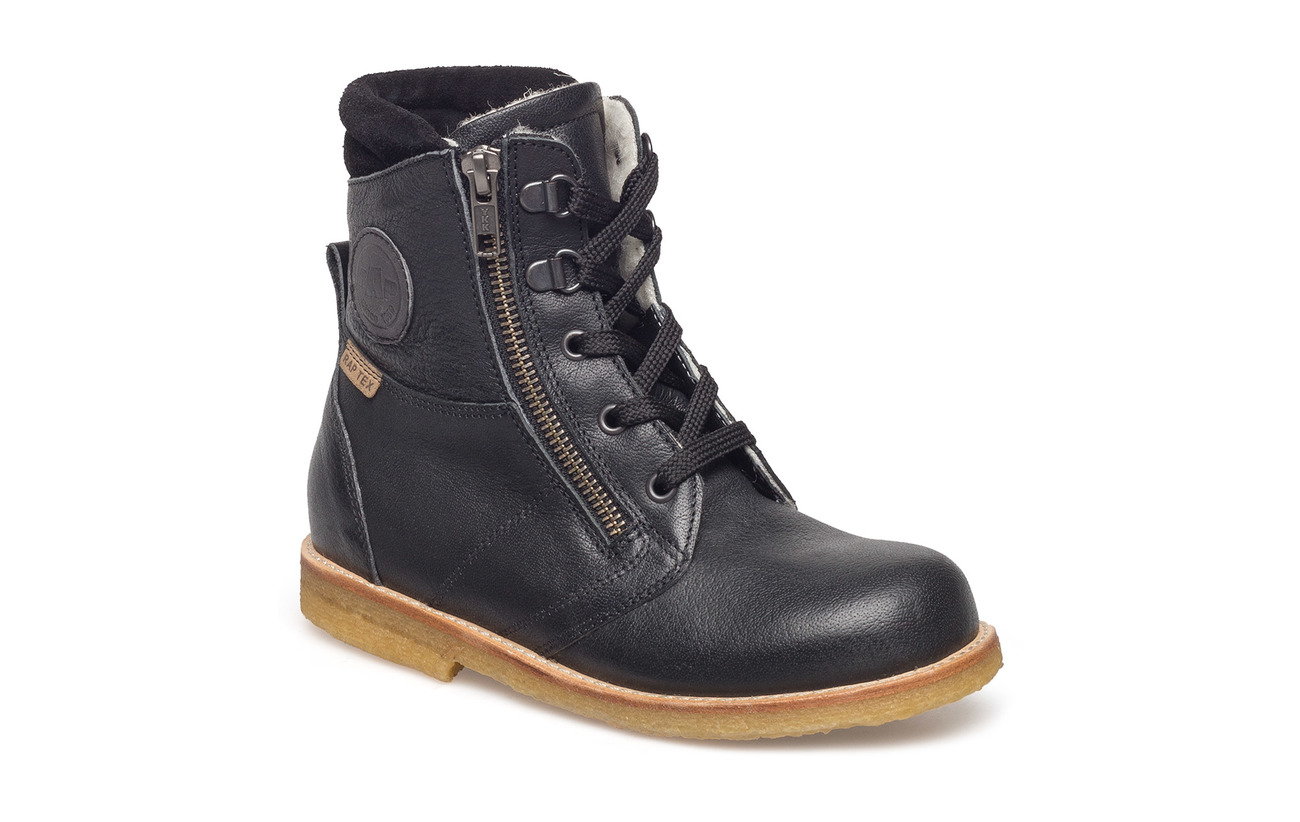 a9231ddcb221 Ecological Hand Made Water Proof Low Boot (04-black) (510.95 kr ...