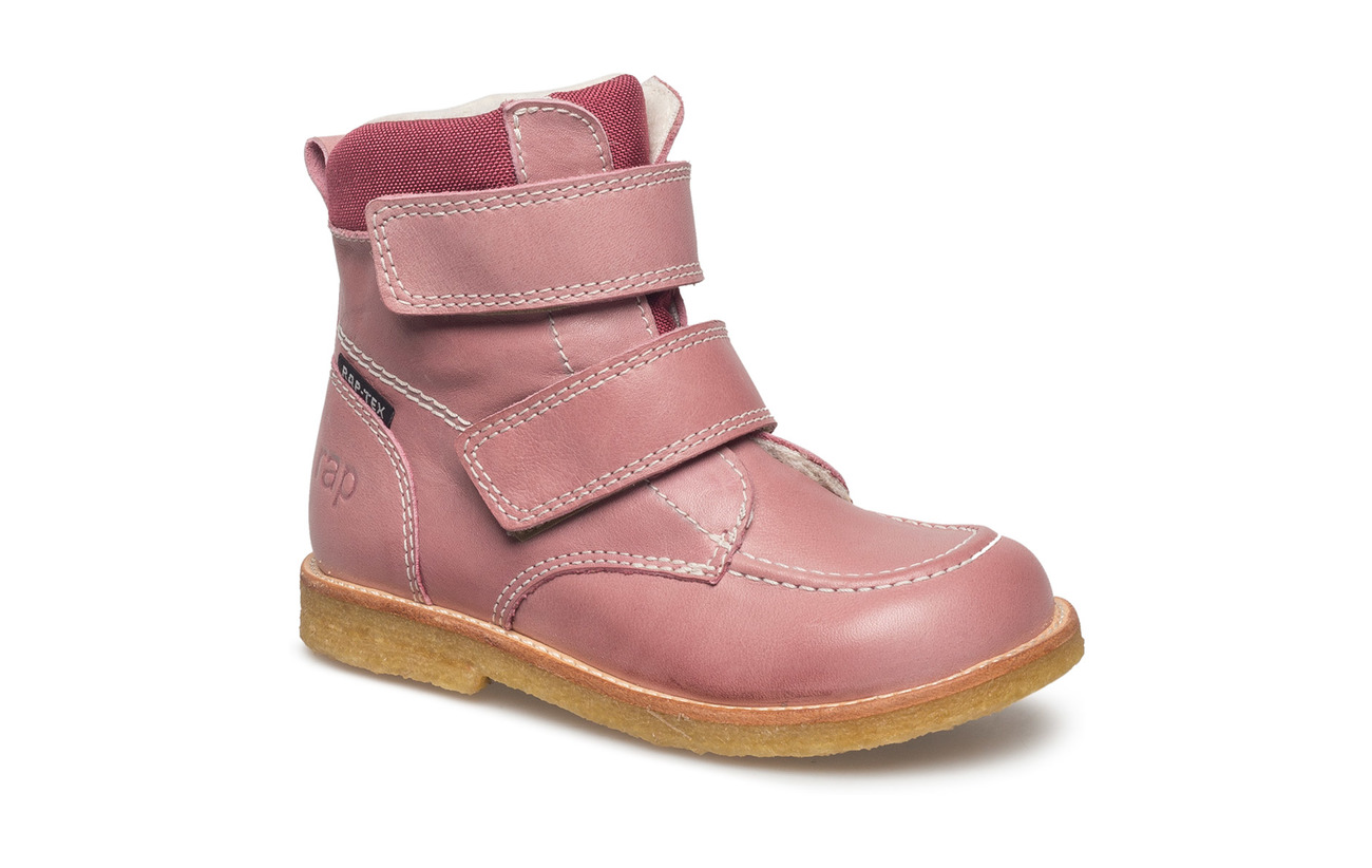 73447621bbf0 Ecological Hand Made Water Proof Low Boot (03-pink) (439.45 kr ...