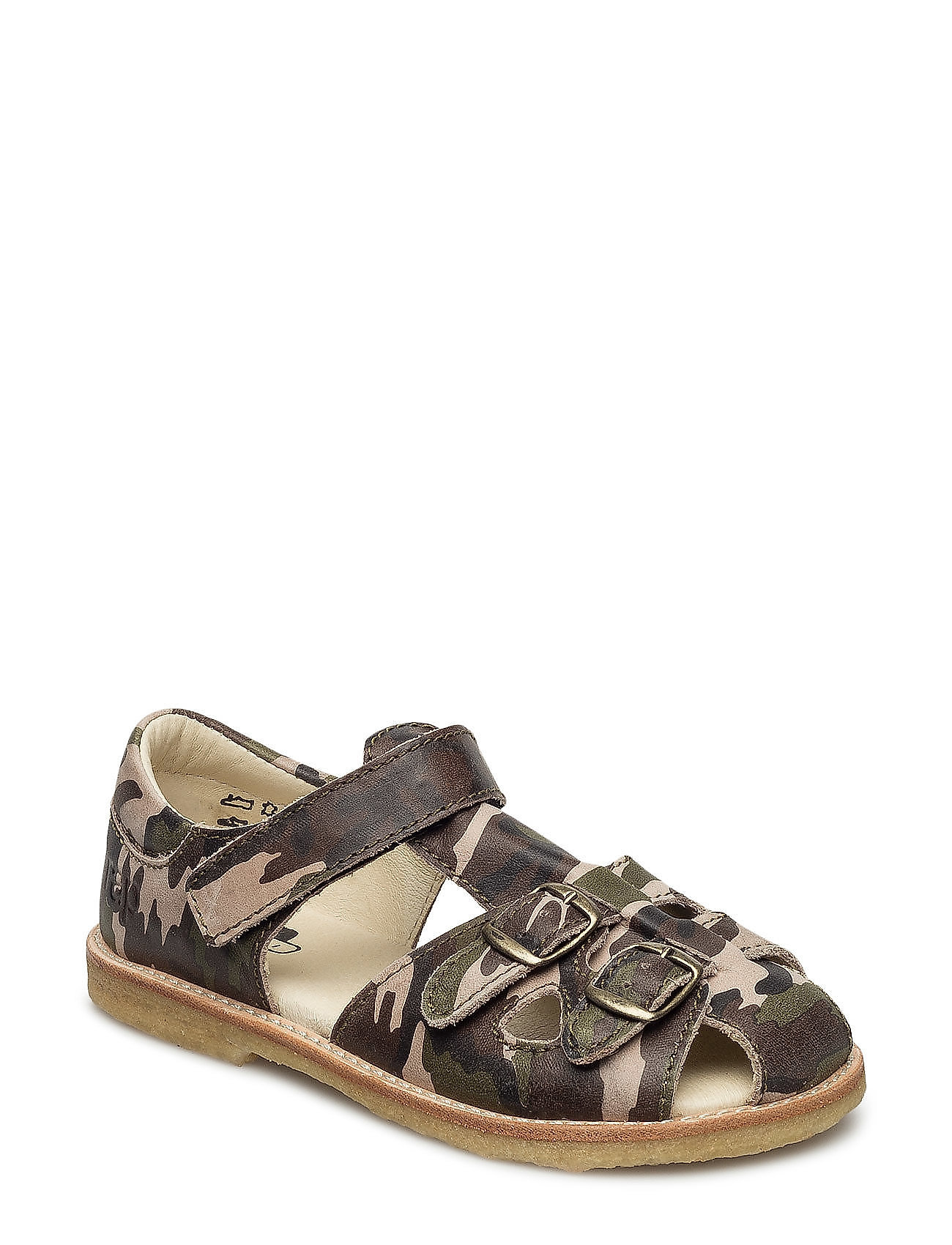 Arauto RAP ECOLOGICAL CLOSED RETRO SANDAL, MEDIUM/WIDE FIT - 63-ARMY