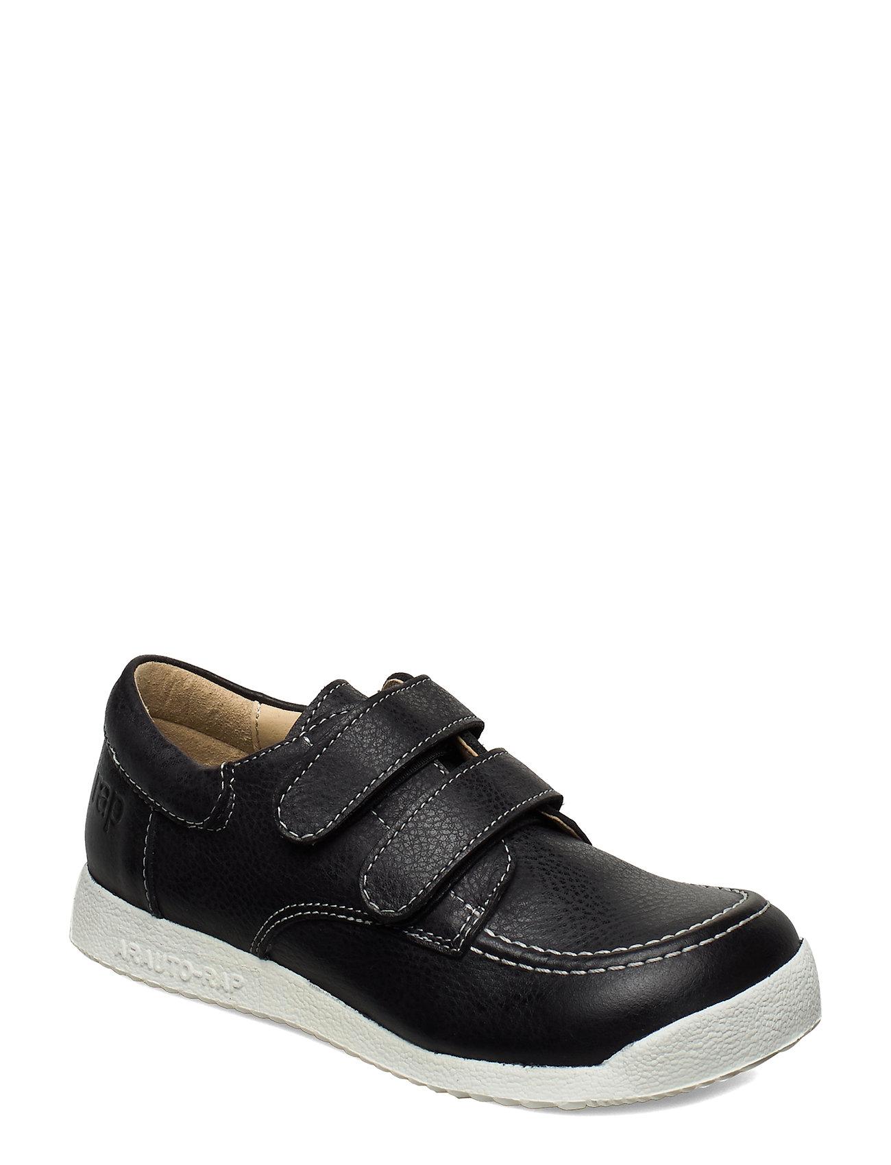 Image of Hand Made Shoe Sneakers Sko Sort Arauto RAP (3350778977)