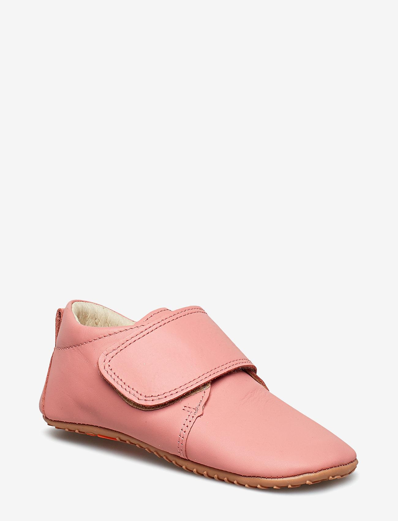 Arauto RAP - ECOLOGICAL HAND MADE Baby Shoe - hausschuhe - 03-pink - 0