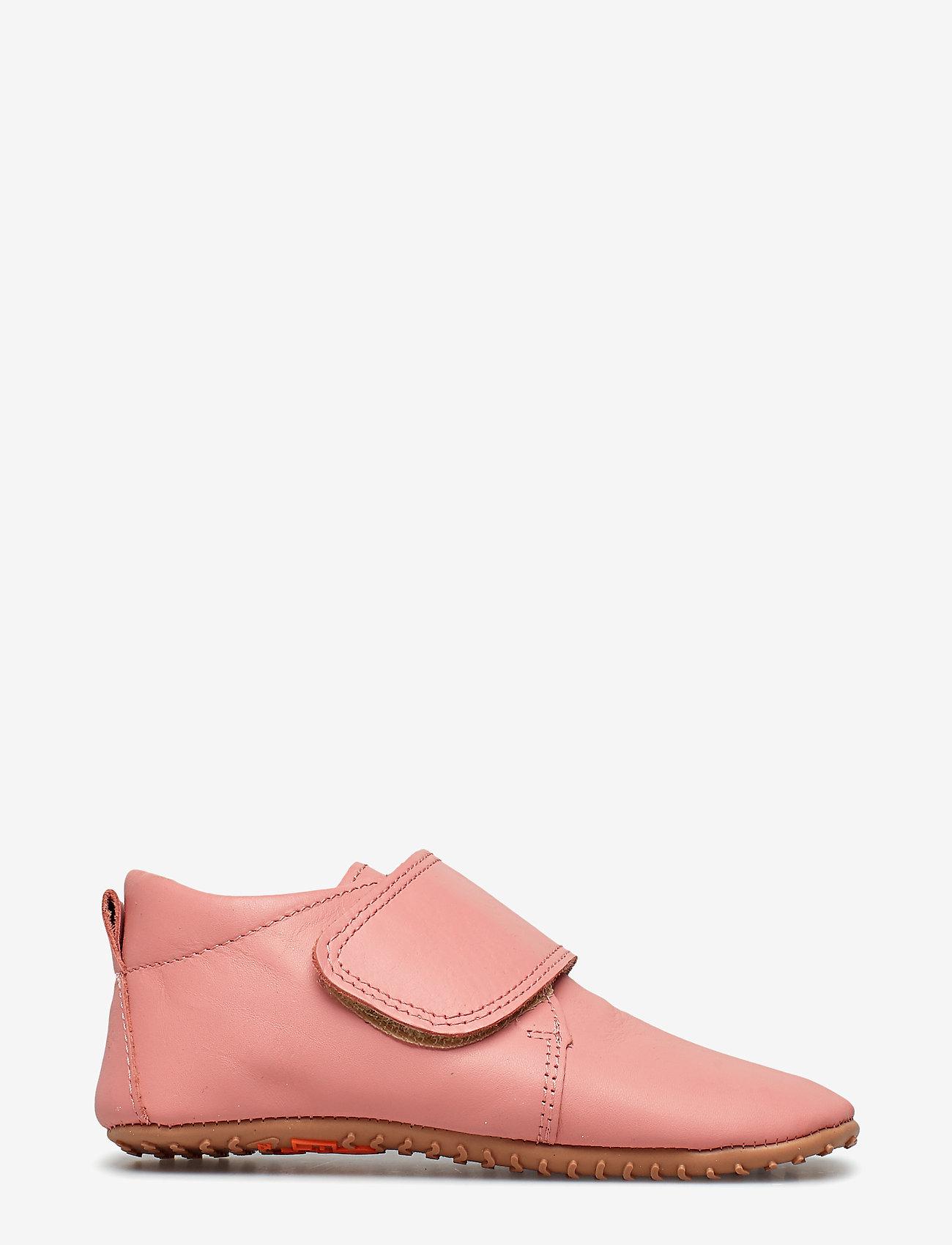 Arauto RAP - ECOLOGICAL HAND MADE Baby Shoe - hausschuhe - 03-pink - 1