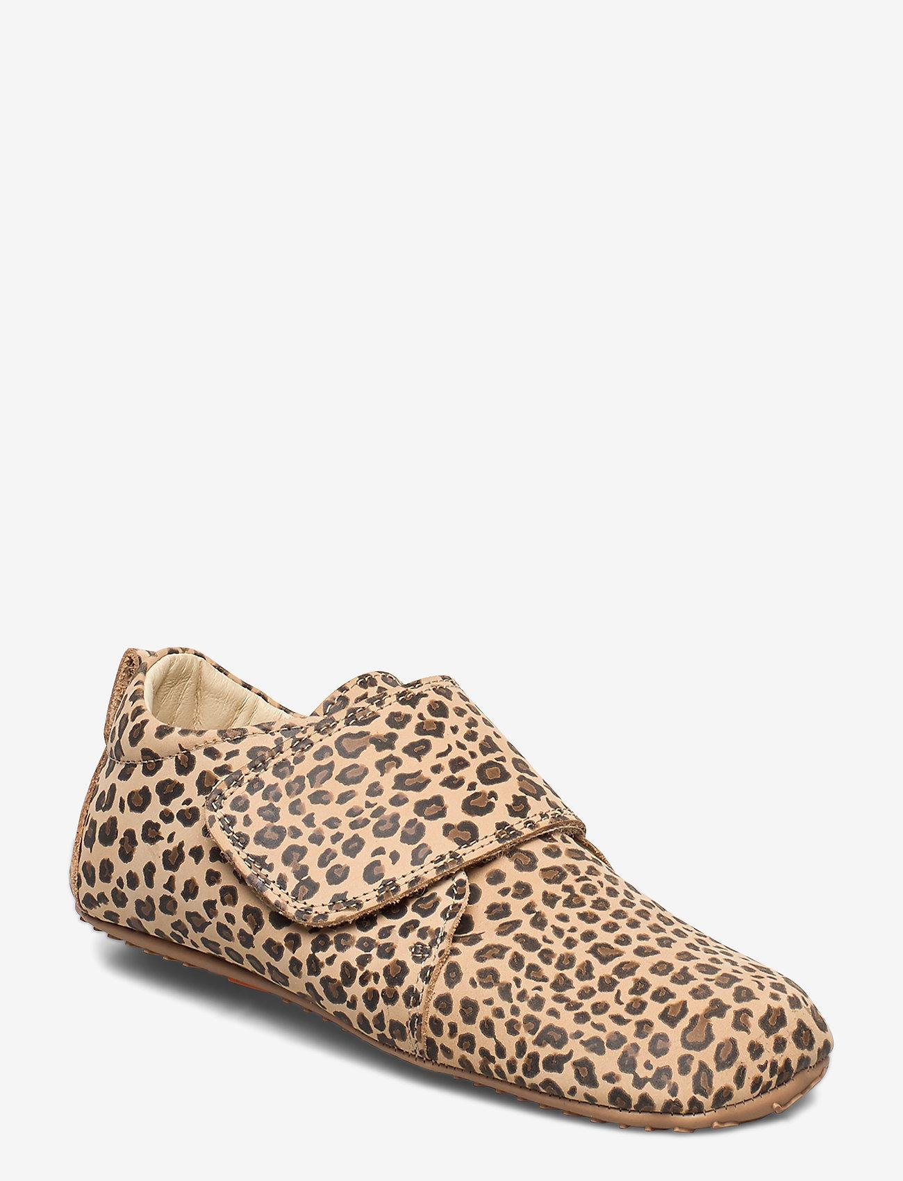 Arauto RAP - ECOLOGICAL HAND MADE Baby Shoe - hausschuhe - leo - 0