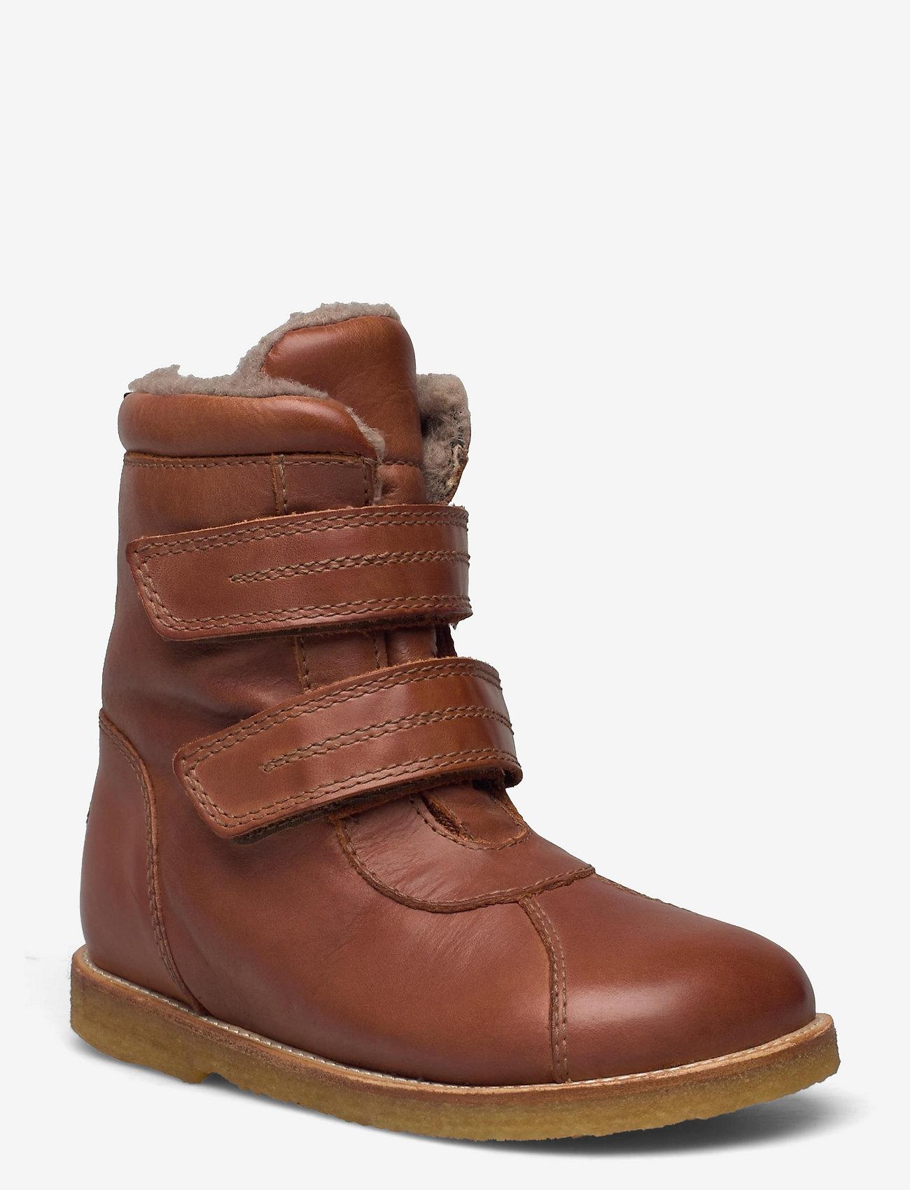Arauto RAP - Tex Boot with velcro - winterlaarzen - cognac - 0