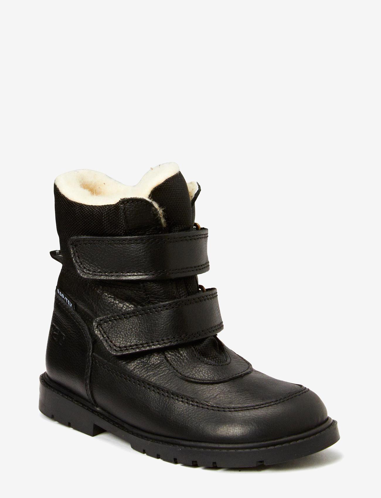 Arauto RAP - Tex Boot with velcro - ziemas zābaki - black - 0