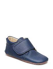 ECOLOGICAL HAND MADE Baby Shoe - 04-BLUE