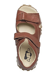 ECOLOGICAL OPEN TOE SANDAL, MEDIUM FIT