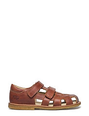 ECOLOGICAL CLOSED SANDAL, FOR EXTRA WIDE FEETS