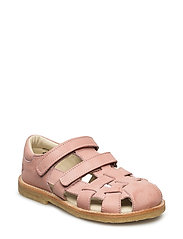 ECOLOGICAL CLOSED SANDAL, FOR EXTRA WIDE FEETS - 23-ECO PINK