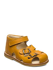ECOLOGICAL STARTER SANDAL, MEDIUM/WIDE FIT - 53-YELLOW