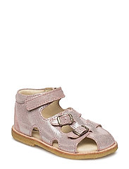 ECOLOGICAL STARTER SANDAL, MEDIUM/WIDE FIT - 94-COMET BERRY