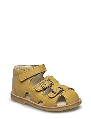 ECOLOGICAL STARTER SANDAL, MEDIUM/WIDE FIT - 98-YELLOW