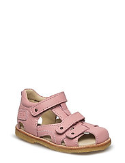 ECOLOGICAL CLOSED SANDAL, NARROW FIT - 30-CARI NUDE