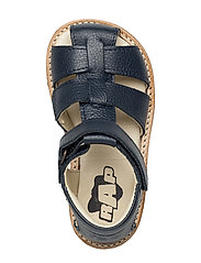 ECOLOGICAL HAND MADE Closed Sandal, Medium fit