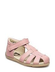 ECOLOGICAL HAND MADE Closed Sandal, Narrow fit - 09-NUDE