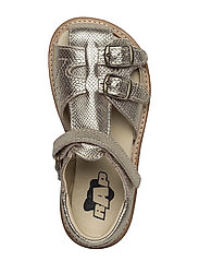 Arauto RAP - ECOLOGICAL CLOSED RETRO SANDAL, MEDIUM/WIDE FIT - sandales - 65-ophidea champ - 3