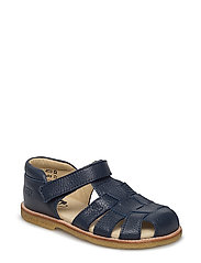 ECOLOGICAL CLOSED SANDAL - 23-FLOAT. NAVY