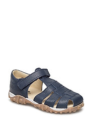 ECOLOGICAL CLOSED SANDAL, MEDIUM FIT - 37-FLOAT. NAVY