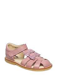 ECOLOGICAL HAND MADE Closed Sandal - 02-NUDE