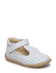 ECOLOGICAL HAND MADE Shoe - 03-WHITE
