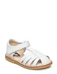 ECOLOGICAL CLOSED SANDAL, MEDIUM FIT - 45-PAT WHITE