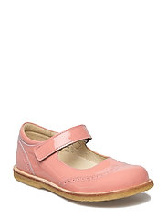 ECOLOGICAL HAND MADE Shoe - 08-PAT PINK