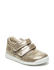 ECOLOGICAL SNEAKER, EXTRA WIDE FIT - 24-GOLD FANTASY