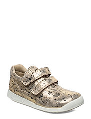 ECOLOGICAL SNEAKER, EXTRA WIDE FIT - 77-GOLD JOSEPHINE