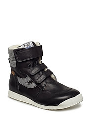 ECOLOGICAL HAND MADE Water proof Sport Boot - 01-BLACK