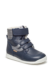 ECOLOGICAL HAND MADE Water proof Sport Boot - 02-NAVY