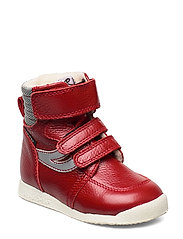 HAND MADE SPORT BOOT - 04-RED