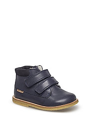 Tex Boot with velcro - 33-NAVY