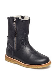 ECOLOGICAL HAND MADE Water proof Low Boot - 15-BLACK