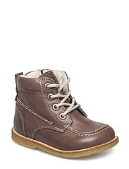 ECOLOGICAL Water proof Low Boot - 35-DK. BROWN