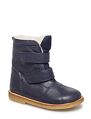 Tex Boot with velcro - 60-NAVY