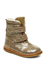HAND MADE LOW BOOT - X1-GOLD FANTASY