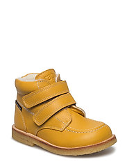 ECOLOGICAL HAND MADE Water proof Boot - 06-YELLOW