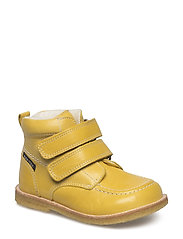 ECOLOGICAL HAND MADE Water proof Boot - 25-YELLOW