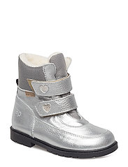 ECOLOGICAL HAND MADE Water proof Boot - 06-SILVER