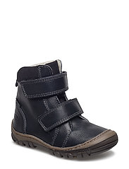 ECOLOGICAL HAND MADE Water proof Boot - 08-NAVY