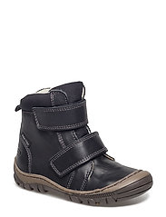 ECOLOGICAL HAND MADE Water proof Boot - 17-BLACK