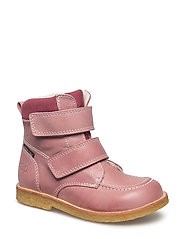 ECOLOGICAL HAND MADE Water proof Low Boot - 03-PINK