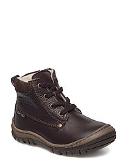 ECOLOGICAL HAND MADE Water proof Low Boot - 07-DK. BROWN