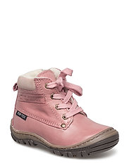 ECOLOGICAL HAND MADE Water proof Low Boot - 12-PINK
