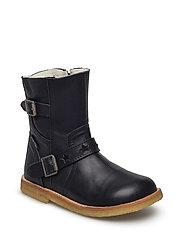 HAND MADE BOOT - 01-BLACK