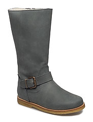 ECOLOGICAL HAND MADE Water proof High Boot - 02-GREY