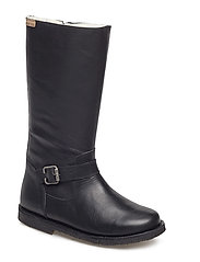ECOLOGICAL HAND MADE Water proof High Boot - 05-BLACK