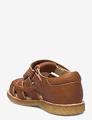 Arauto RAP - Hand Made Sandal - siksniņu sandales - cognac - 2