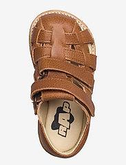 Arauto RAP - Hand Made Sandal - siksniņu sandales - cognac - 3