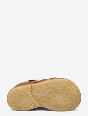 Arauto RAP - Hand Made Sandal - siksniņu sandales - cognac - 4